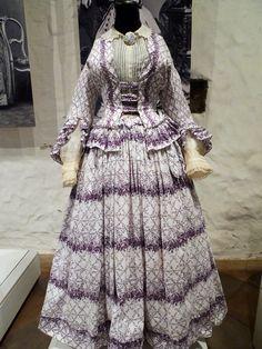 Victorian Maternity Dress | Victorian Fashion for Women