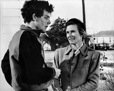 Timothy Bottoms and Cloris Leachman in The Last Picture Show. Directed by Peter Bogdanovich Hollywood Icons, Hollywood Stars, Timothy Bottoms, Cloris Leachman, Coaches Wife, Mary Tyler Moore Show, Show Boat, Young Frankenstein, Walter Mitty