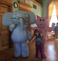 When Elephant and Piggie Came to Town | ShelfTalker
