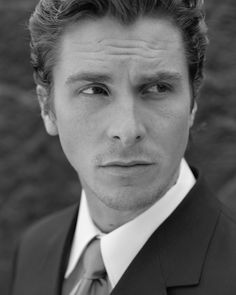 Okay Christian Bale. You may be a total weirdo and recluse, but you are still super awesome.