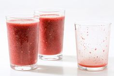 """Can't wait to try this recipe """"Double Berry Smoothie"""" by Giada De Laurentiis from Giada's digital weekly! @GDeLaurentiis"""