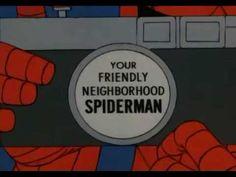 In den USA wurden die ersten Trickfilme für Erwachsene produziert. SPIDERMAN 1967 Cartoon Intro - YouTube