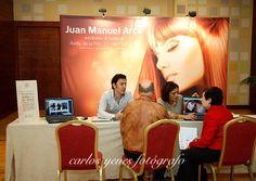 Ponte en manos del mejor estilista, Juan Manuel Arce.