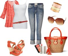 ., created by beckijoko on Polyvore