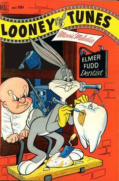 DISCOVER DENTISTS® Elmer Fudd http://DiscoverDentists.com