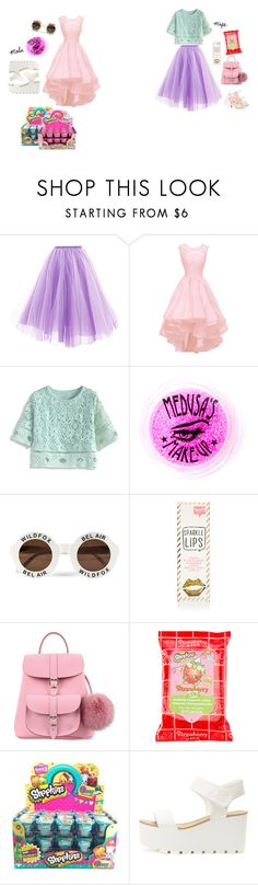 """""""BFF"""" by malufashion on Polyvore featuring Chicwish, Medusa's Makeup, Wildfox, Accessorize, Grafea and Liudmila"""