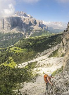 The Dolomites - 5 Easy Route Recommendations - UKC