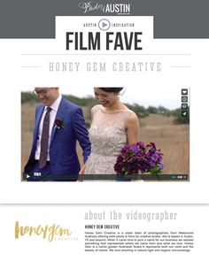 We are still in awe over our beautiful cover couple's whimsical wedding day. Honey Gem Creative captured the special moments between Kevin and his stunning bride Vivian beautifully. Take a peek at their dreamy day! We are sure you will fall in love with this wedding all over again.