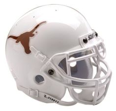 NCAA Texas Longhorns Collectible Mini Football Helmet