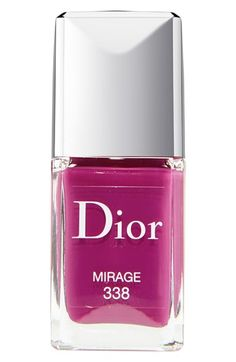 Dior 'Vernis' Gel Shine & Long Wear Nail Lacquer available at #Nordstrom