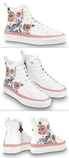 3de3f361b2 25 Best Floral Sneakers images