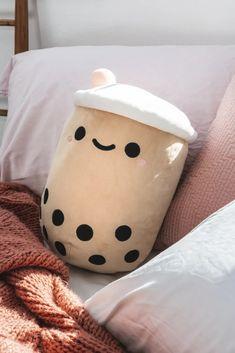 Kawaii Room, Cute Room Decor, Cute Stuffed Animals, Cute Pillows, Diy Pillows, Cute Plush, Squishies, Cute Toys, Cool Things To Buy