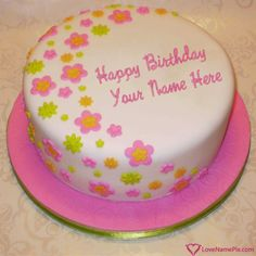 Download Birthday Cake Images For Girls Name Generator