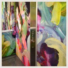 Shilo Engelbrecht - Kit Kemp designed a lift in her textiles