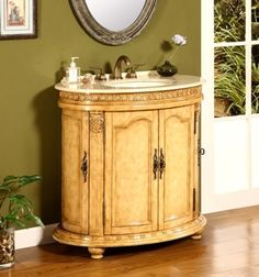 Vintage Bathroom Vanities Patty HF092C
