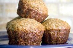 Whole-Wheat Zucchini Muffins