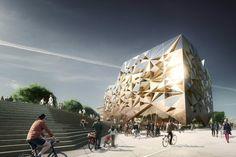 Courtesy of  Skanska and Utopia Arkitekter