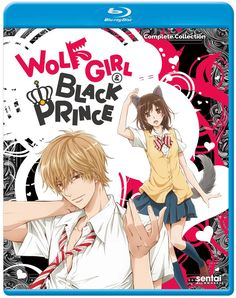 Wolf Girl & Prince: Complete Collection