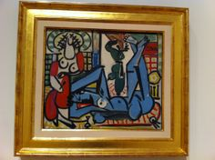 Picasso at SF MOMA