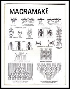 Pildiotsingu macrame pattern tulemus