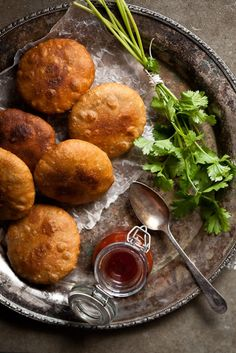 Khasta Kachori is everything Indian food is famous for, spicy, flaky, has a tang to it and is extremely addictive.