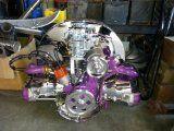 Vw 2332 Dual Port Complete Engine Sand Rail, Buggie, Bug, Ghia, Trike, Baja, Bus, Type Ii Volkswagen