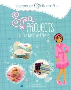 J 745.59 BOL. Step-by-step instructions teach readers how to create spa products at home, including bath bombs, lotion bars, and other aromatherapy items.