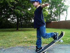 ashleybensonfitness: Skateboard Pike Exercise Video    It's MY nephew!! Love HIM!!!