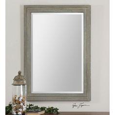 Uttermost Brienza Gray Mirror 13846