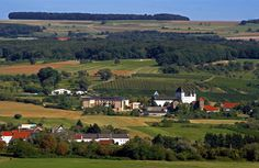 An Pfingsten ins Dreiländereck Saarland - Luxemburg - Frankreich.