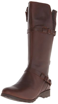 Teva Women's Delavina Wool Tall Boot ** You can find more details by visiting the image link.