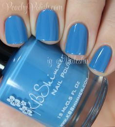 KBShimmer: Spring 2014 Collection Swatches and Review Part 2: Cremes