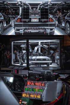 The original DeLorean from Back to the Future on display on the National Mall in Washington DC National Mall, Back To The Future, Travel Guides, Washington Dc, The Originals, Photography, Display, Floor Space, Photograph