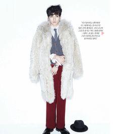 Key - Harper's Bazaar Magazine December Issue '13