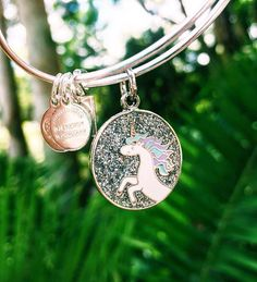 ALEX AND ANI CHARITY BY DESIGN Unicorn Charm Bangle    Children's Miracle Network Hospitals   Magic. Healing. Innocence  Unicorns have long been celebrated for their divinity and magnificent healing powers. These mystical creatures have appeared in both religious lore and children's tales for centuries as protectors of the innocent. Let their magic awaken your soul and inspire your spirit.