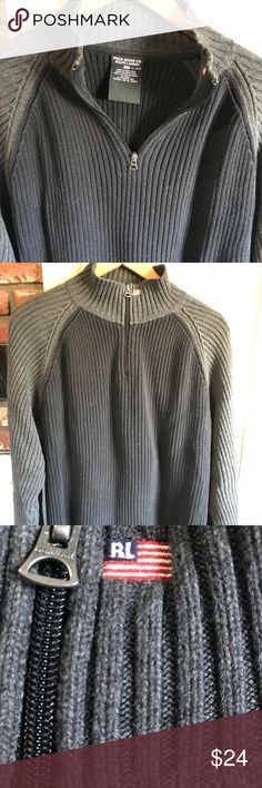Men s Polo Jeans Co Ralph Lauren Zip Up Size XL 1ce828a3c2f0