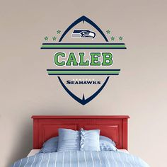 Seattle Seahawks Personalized Name