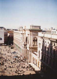 Milan (I think my new favorite place) #wonderfulmilan #wonderfulexpo2015