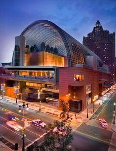 Kimmel Center. Philadelphia.