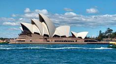 The Opera House... The symbol of #sydney