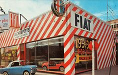 U. S. Car Imports, Fiat and Alfa Romeo, Los Angeles, CA