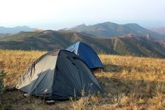 If you're planning a camping trip out to the middle of nowhere, these tips will keep you sleeping warm and cozy.