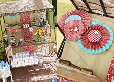 Country Baby Shower