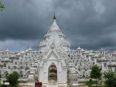 mingun, myanmar   Mingun, Myanmar, Burma