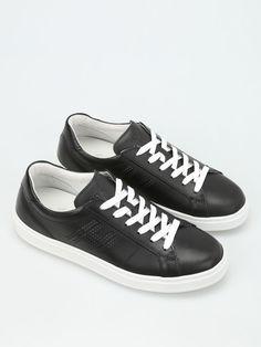 HOGAN Hogan Men's H302 Sneakers. #hogan #shoes #