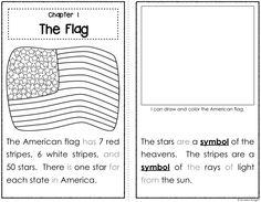 American Symbols (Supplemental Social Studies Materials for Teaching Career, Teaching First Grade, First Grade Classroom, Teaching Social Studies, Teaching Reading, Fun Learning, Teaching Resources, Teaching Ideas, Kindergarten Centers