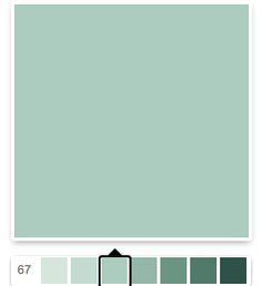 Sherwin-Williams 2013 Color Of The Year: Aloe  (SW 6464)