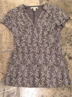 Banana Republic Petites Shirt Size 0 | eBay
