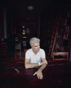Antony Crook (David Byrne)
