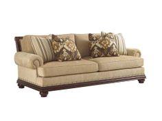 Lexington Fieldale Lodge Chambers Sofa LX-7209-33-02